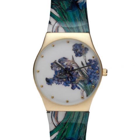 Van Gogh Irises Watch