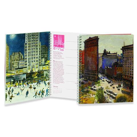 2014 New York In Art engagement calendar