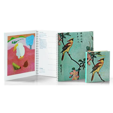 2014 Birds engagement calendar