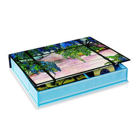 Louis Comfort Tiffany gift assortment  notecard box