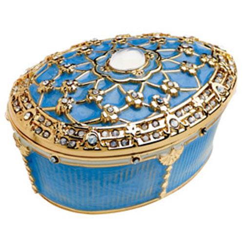 Russian Imperial Renaissance Egg Box