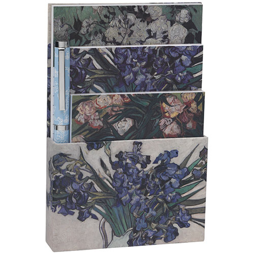 VAN GOGH 3 NOTEPAD SET