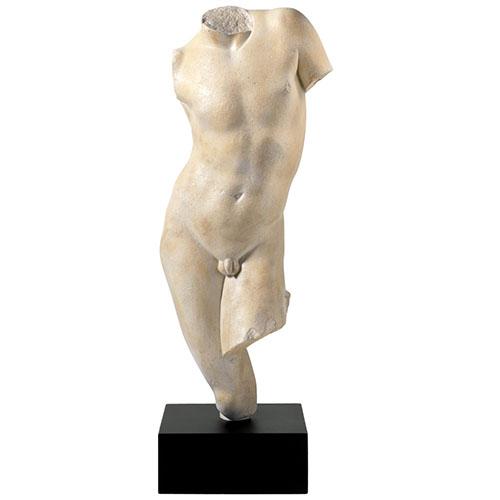 Torso of a Youth Sculpture