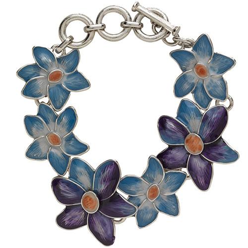 Clematis Bracelet