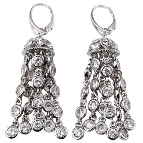 American Heiress Tassel Earrings