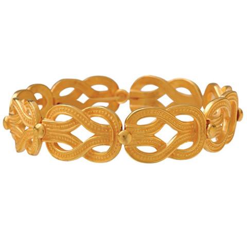 Herakles Knot Link Bracelet