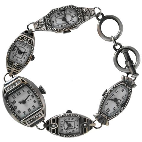 American Deco Bracelet Watch