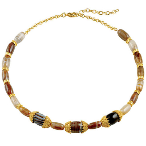 Archaic Greek Necklace