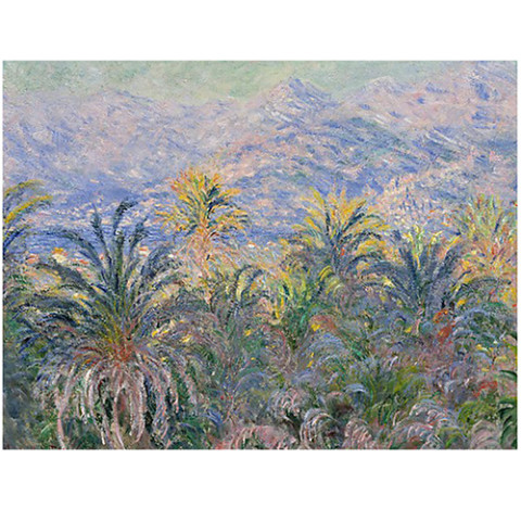 Monet at the Seaside  notecard box
