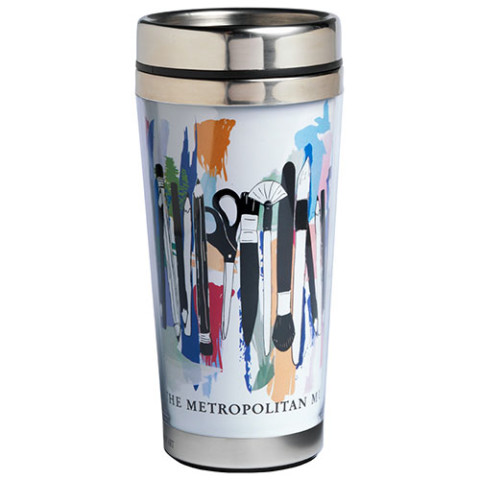 Artists' Tools Travel Mug