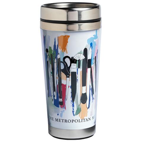 Artists' Tools Travel Mug