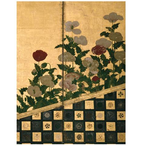 Japanese Flowers notecard box