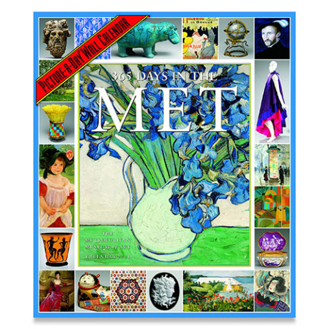 2014 365 Art A Day large wall calendar