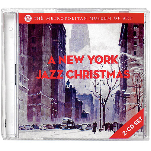 A NEW YORK JAZZ CHRISTMAS