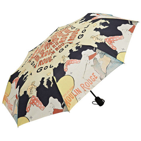 Toulouse-Lautrec Moulin Rouge Umbrella