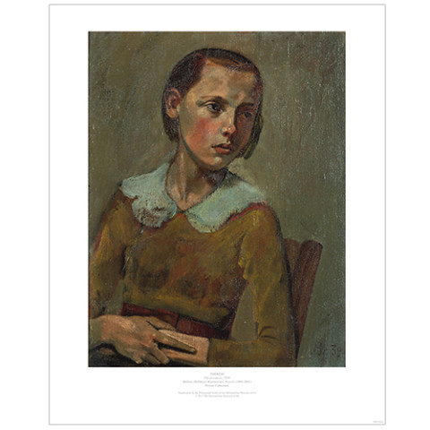 Balthus: Thérèse Print