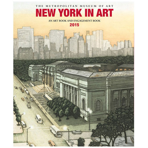 2015 NY IN ART ENGAGEMENT CALENDAR