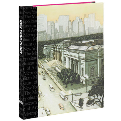 2015 NY IN ART DELUXE ENG CAL