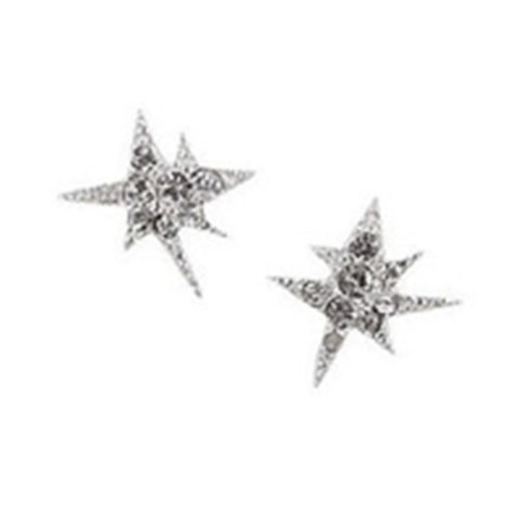 Russian Imperial Ice Crystal Earrings