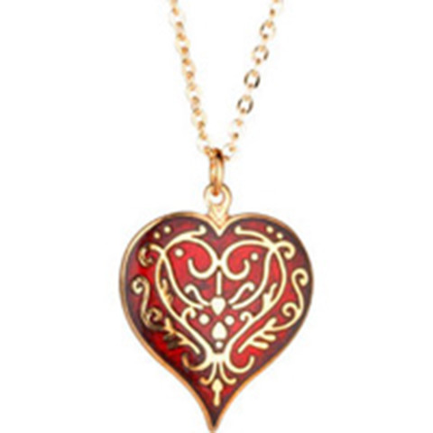 Sm Red Heart On Chain