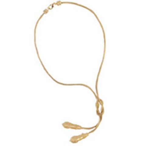 Greek Finial Necklace