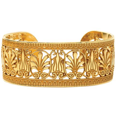 Greek Pattern Small Bracelet