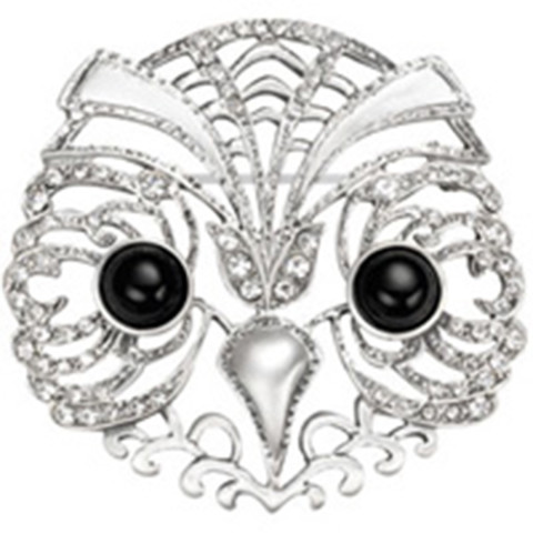 Night Owl Pin