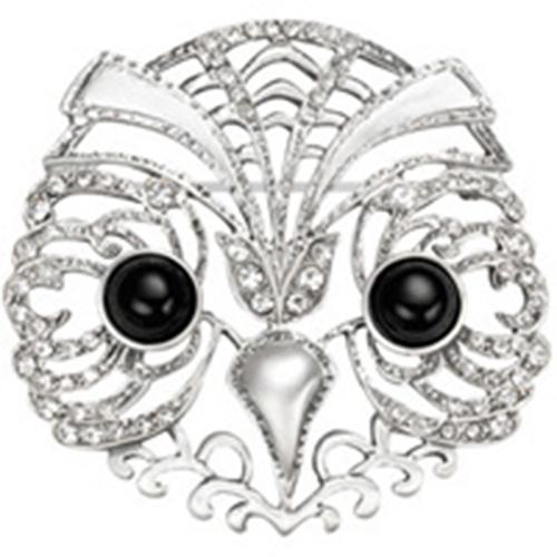 Night Owl Pin