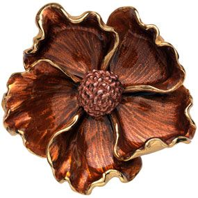 Cloisters Poppy Pin