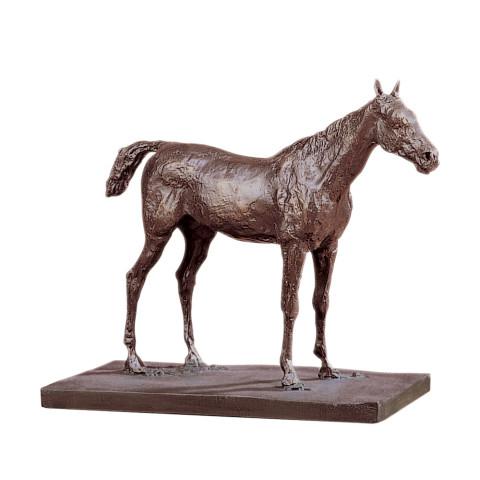 Degas' Standing Horse