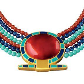 Egyptian Amulet Torsade