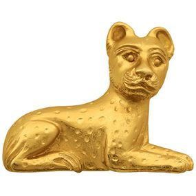 Egyptian Cat Pin