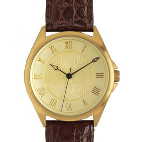 English Ormolu Watch