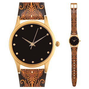 Greek Palmette Watch