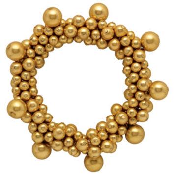 Indian Bead Cluster Bracelet