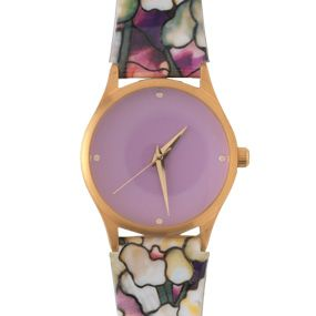 Magnolia Blossoms Watch