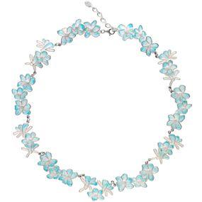 Magnolia Window Necklace