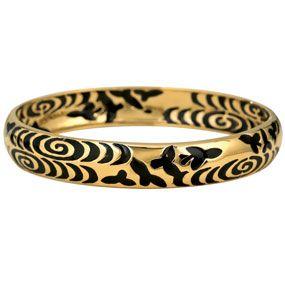 Noh Textile Bracelet